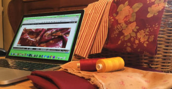 Recording My Quilting Project